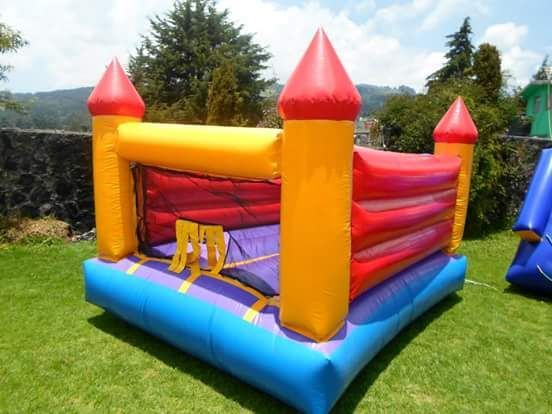 Inflable Castillo 4x3
