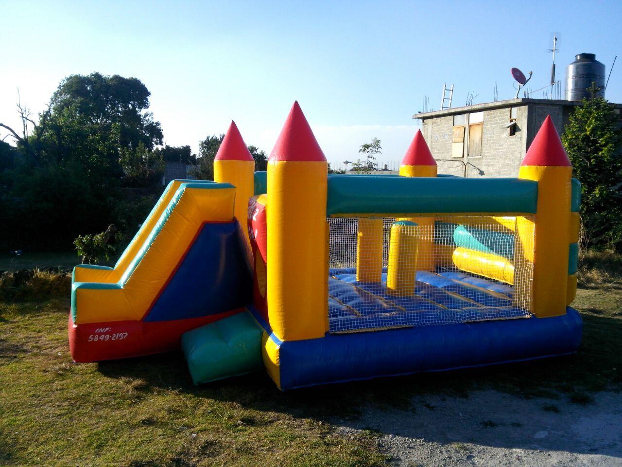 Inflable Castillo Escaladora 5x3